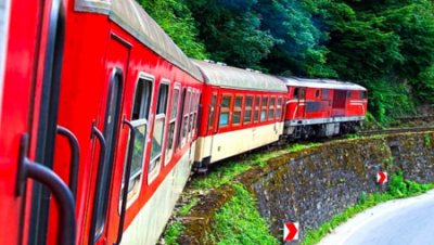 The Rhodope Narrow Gauge in Bulgaria Ranked among The Guardian Top 10 Best Scenic Rail Journeys in Europe