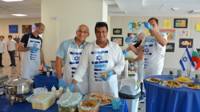 "BCCBI Team and Friends Created ""Israeli Experience"" for 1st June - the International Children's Day"